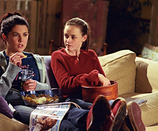 gilmore girls revival lauren graham