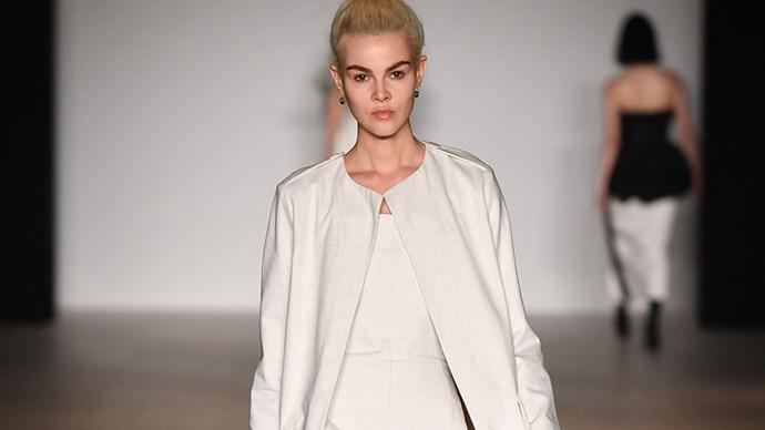 Ruby Jean Wilson Model Fur Protest