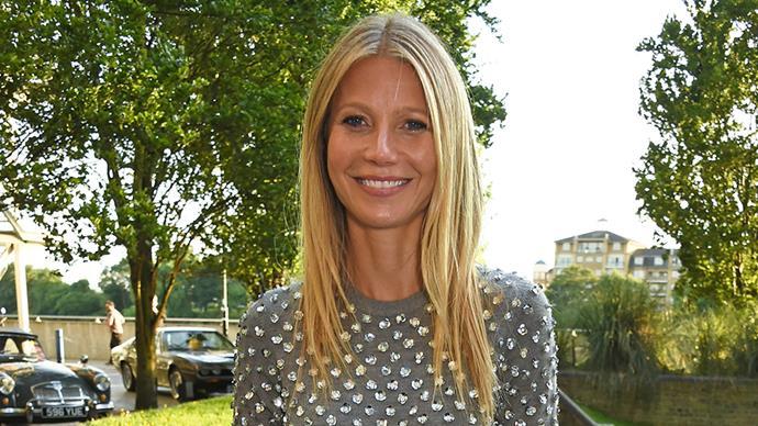 Gwyneth Paltrow Thanksgiving
