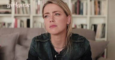 Amber Heard Features In An Emotional Domestic Violence Campaign Video