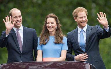 Here's What Prince William Thought Of Prince Harry's Relationship Statement