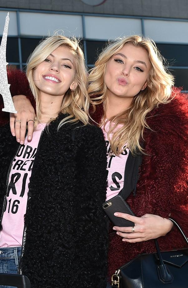 Victoria's Secret Angels Going to Paris