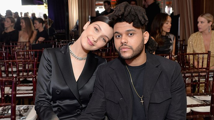 Bella Hadid The Weeknd