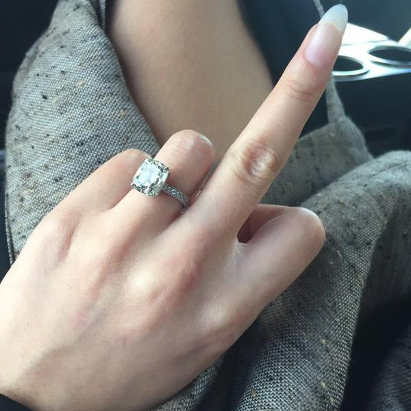 """2. The time someone tagged her and John Legend in a post saying """"doesn't anyone get married anymore before starting a family?"""" Chrissy responded with this hilarious pic."""