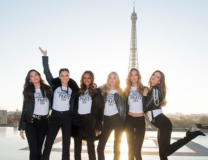 Victoria's Secret Fashion Show Paris