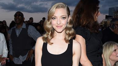 Amanda Seyfried Made A Very Stylish Pregnancy Announcement
