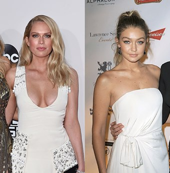 Erin Foster Throws Shade at Victoria's Secret Models on