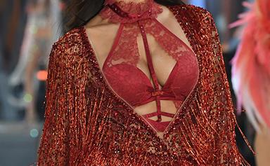 Irina Shayk Is Pregnant And Just Walked The Victoria's Secret Fashion Show