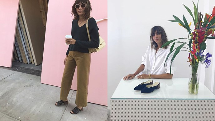 """<strong>Mari Giudicelli</strong> <br><BR> Mari is a model and successful <a href=""""https://www.instagram.com/mari_giudicelli/"""">shoe designer</a>, she should also be a photographer with a feed like that. <br><br> Instagram: <a href=""""https://www.instagram.com/marigiudicelli/?hl=en"""">@marigiudicelli</a>"""