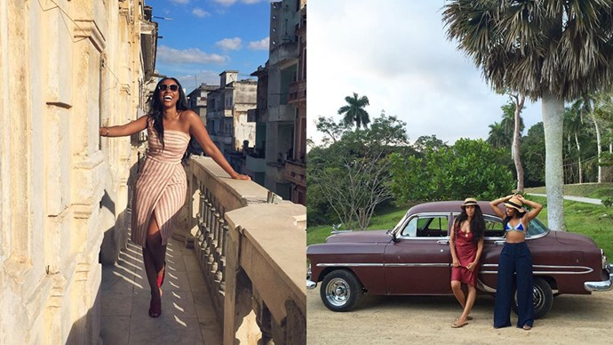 """<strong>Shiona Turini</strong> <br><Br> Contributing editor at New York magazine The Cut, Shiona is constantly documenting her travels and her stunning outfits. <br><Br> Instagram: <a href=""""https://www.instagram.com/shionat/?hl=en"""">@shionat</a>"""