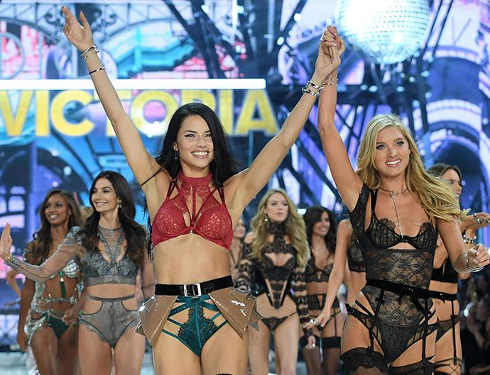 Richest Victoria's Secret models 2016