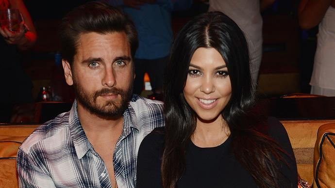 scott disick kourtney kardashian reunite