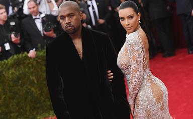 Kanye West And Kim Kardashian Are Reportedly Living Apart
