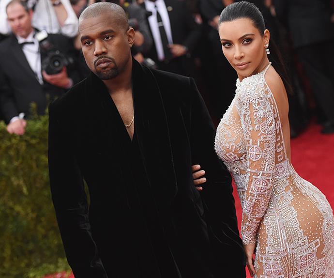 kim kardashian kanye west hospitalisation