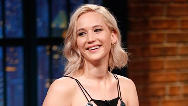 Somehow Jennifer Lawrence Managed To Almost Kill Someone By Scratching Her Butt