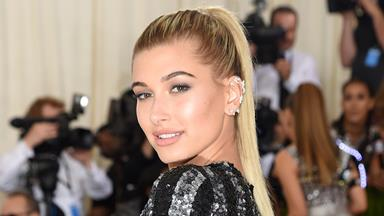 Hailey Baldwin's Secret To Amazing Brows Is Something We Can All Do