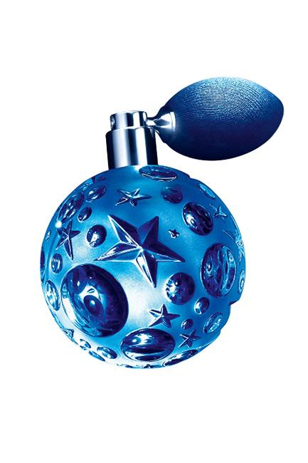 "<strong>Quirky.</strong> <br><br>If playfulness is the unifying factor in your wardrobe, you need a spirited scent that channels your boldness. Your fragrance needs to be as confident – and memorable – as your fashion choices so stick with an opulent oriental that's full of fiery spices and moreish gourmand notes like this festive limited edition number. <br><br>Angel Étoile des Rêves Eau de Parfum de Nuit, $165 for 100ml, <a href=""http://shop.davidjones.com.au/djs/ProductDisplay?catalogId=10051&productId=11028517&langId=-1&storeId=10051"">Mugler</a>"