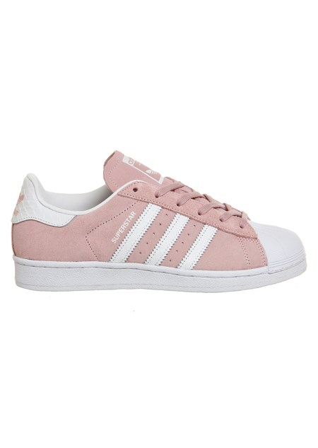 """<p>Superstar 1 Pink White Snake, approx. $128, <a href=""""http://www.office.co.uk/view/product/office_catalog/5,21/2114676393"""" target=""""_blank"""">Adidas Originals at Office</a>."""