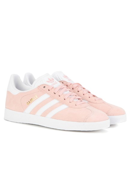 """<p>Gazelle Suede Sneakers, $149, <a href=""""http://www.mytheresa.com/en-au/gazelle-suede-sneakers-633079.html"""" target=""""_blank"""">Adidas Originals at mytheresa.com</a>."""