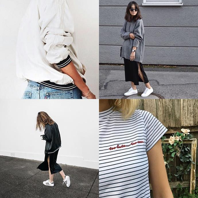 "<p><strong>Sample Brand</strong> <p>This new Melbourne-based brand is ""designed to provide the market with a fashion based casual line with a clean, modern, feminine branded aesthetic. Sample is made to create an easy wearing, easy fitting casual core wardrobe seasonally with a nod to a clean, Scandinavian modernist aesthetic."" Sounds good to us. <p><a href=""https://www.instagram.com/sample.brand/"">Instagram.com/sample.brand</a>"