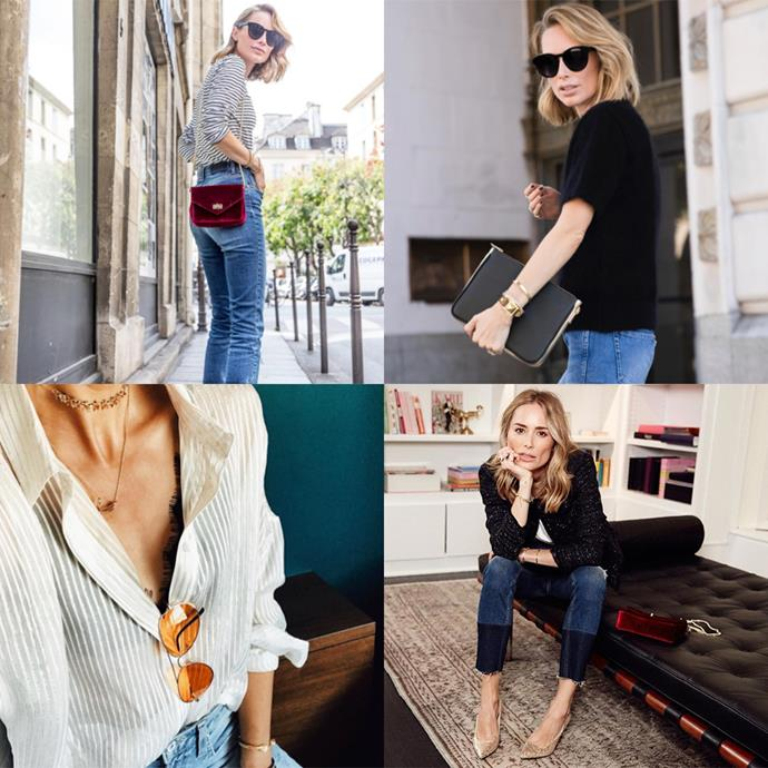 "<p><strong>Anine Bing</strong> <p>The designer known for her leather jackets and covetable lingerie—Kendall's a fan—has some pretty sweet style of her own. Nothing like being the best ambassador for your own brand. <p><a href=""https://www.instagram.com/aninebing/"">Instagram.com/aninebing</a>"