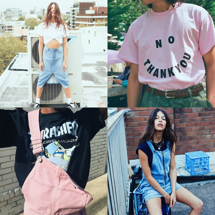 "<p><strong>Lee Jeans Australia</strong> <p>Denim is a staple in any tomboy's wardrobe. Here are all the ways you can style it. <p><a href=""https://www.instagram.com/leejeansaustralia/"">Instagram.com/leejeansaustralia</a>"