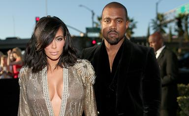 Apparently Kim Kardashian Wants A Divorce From Kanye West