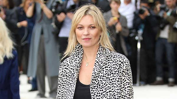Kate Moss Selling Food From Brother's Vietnamese Food Truck