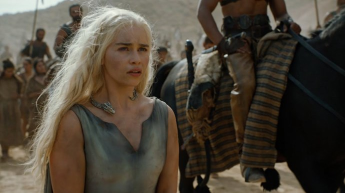 1. Game of Thrones, season six.