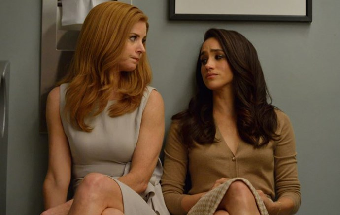 2. Suits, season 6.