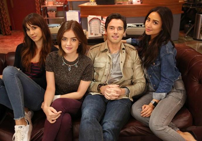 6. Pretty Little Liars, season seven.
