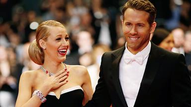 Ryan Reynolds' GIF About Blake Lively Is Officially The Most Retweeted Tweet Ever
