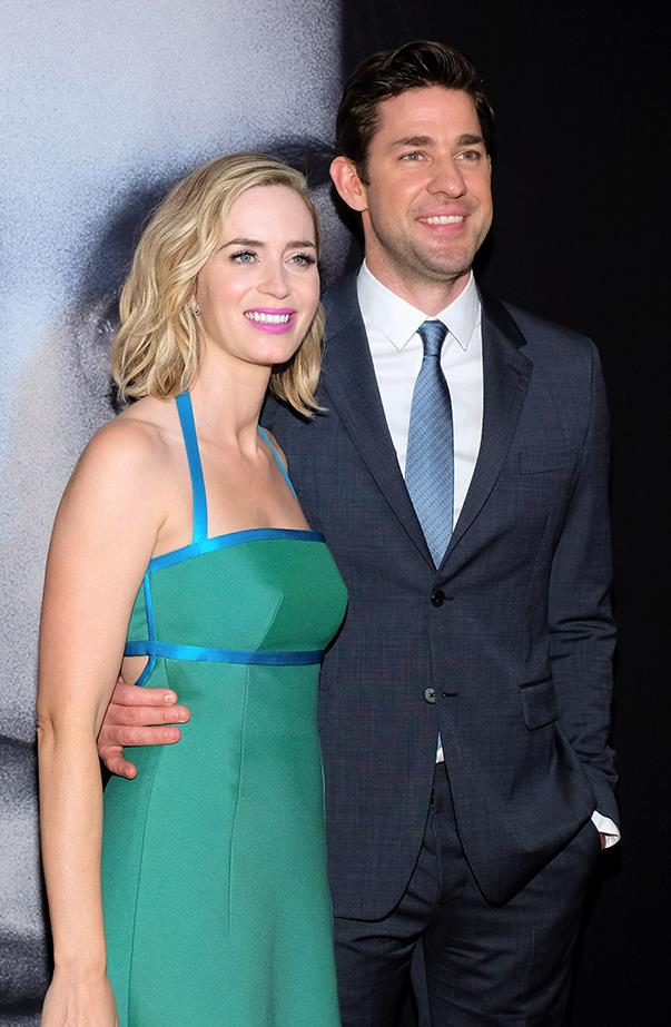 """<p>John plays an expectant father in <em>The Hollars</em>, so he opened up about home and family life to the <a href=""""http://www.today.com/parents/john-krasinski-greatest-misconception-about-parenthood-t105698"""" target=""""_blank"""">U.S. <em>Today</em> show</a> on the promo trail. He described Emily as """"the best mom in the world,"""" adding, """"I wake up every morning with a smile on my face, waiting for the next amazing moment that she'll have with the kids."""" <em>Melt</em>. <p>If that's not enough, he said, """"I'm living a lottery ticket life. My wife is my hero in every single way. Truly, every single day I'm blown away by her, so I'm always looking to her for inspiration."""""""