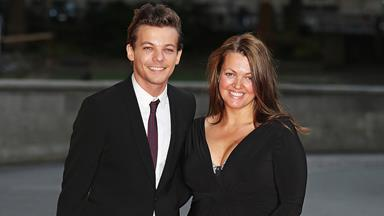 Celebrities Give Their Support To Louis Tomlinson After His Mum Dies At 42