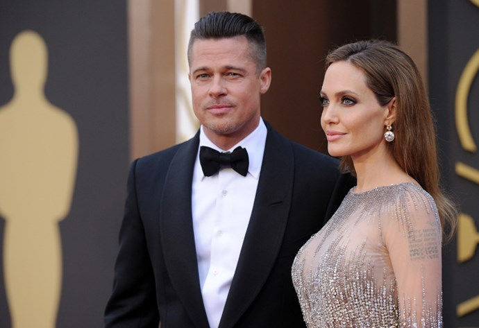 The end of Brangelina.