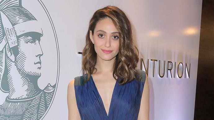 Emmy Rossum Equal Pay