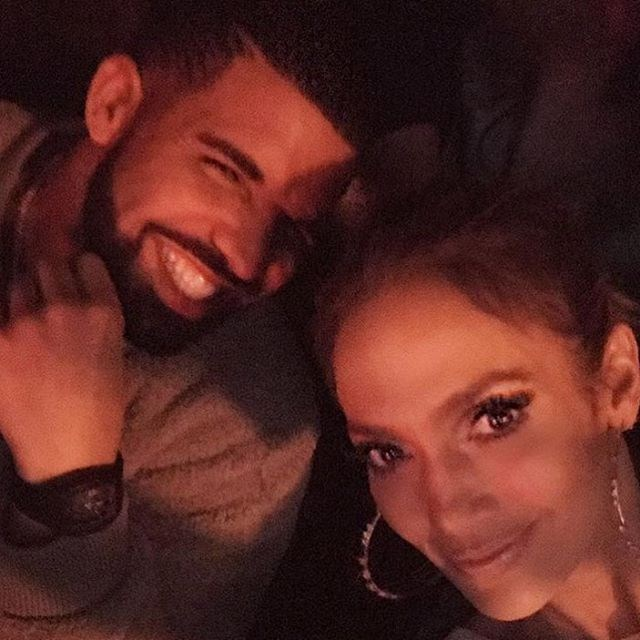 <p><strong>Drake and Jennifer Lopez</strong> <p>Hanging out in Vegas friends.