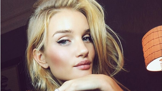 rosie huntington whiteley fitness tips