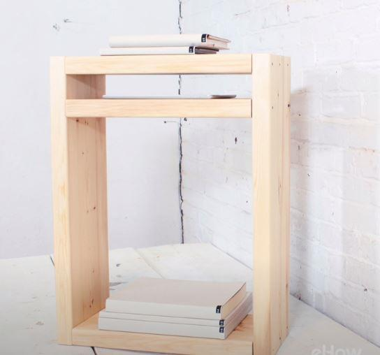 "<a href=""https://au.pinterest.com/pin/424605071105031736/"">DIY modern nightstand.</a>"