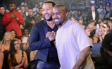 John Legend Is Seriously Pissed With Kanye After Trump Meeting