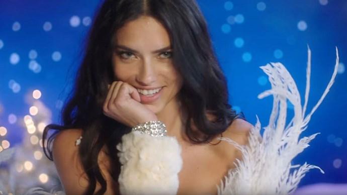 Victoria's Secret Christmas Video