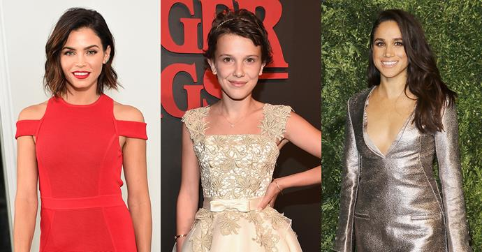 <p>Who were the most-searched actresses of 2016? These ladies. Find out who the top 10 were.