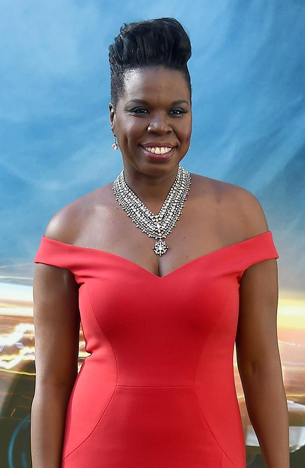 <p><strong>7. Leslie Jones</strong> <p>Kate's co-star in <em>Ghostbusters</em> also made headlines for the way she dealt with online trolls.