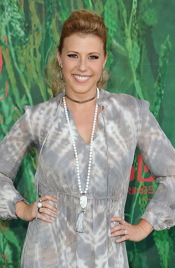<p><strong>3. Jodie Sweetin</strong> <p>She reprised her role as Stephanie Tanner in Netflix's <em>Fuller House</em> revival, and also opened up about her previous battles with addiction.