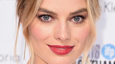 Margot Robbie's Best Party Season Beauty Looks