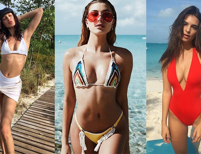 celebrity bikini bodies