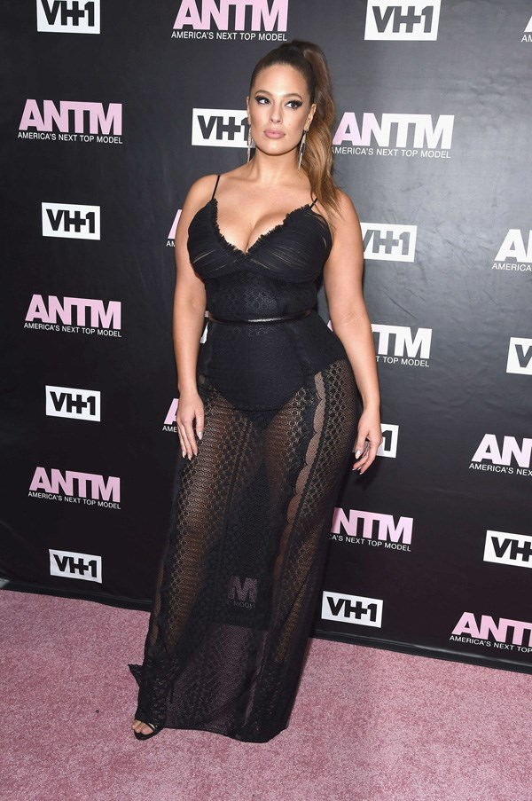 <p><strong>ASHLEY GRAHAM IN NORISOL FERRARI</strong> <br><Br> Ashley Graham picked a floor-length style by Norisol Ferrari to celebrate the return of <em>America's Next Top Model.</em>