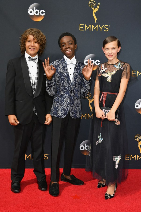 <P><strong>MILLIE BOBBY BROWN IN MIU MIU</strong> <BR><BR> Millie Bobby Brown became a pop-culture obsession with <em>Stranger Things</em>; with her sweet, age-appropriate Miu Miu, she was introduced as a fashion obsession too.