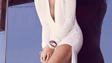 Check Out Chrissy Teigen's First Post-Baby Shoot For ELLE Australia's January Issue