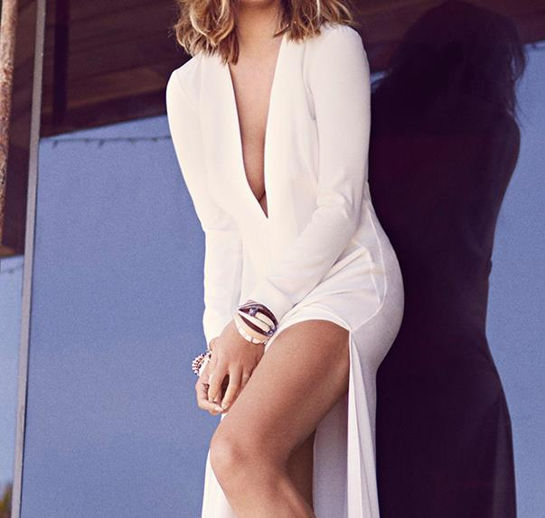 Chrissy Teigen ELLE Australia January 2017 Photo Shoot